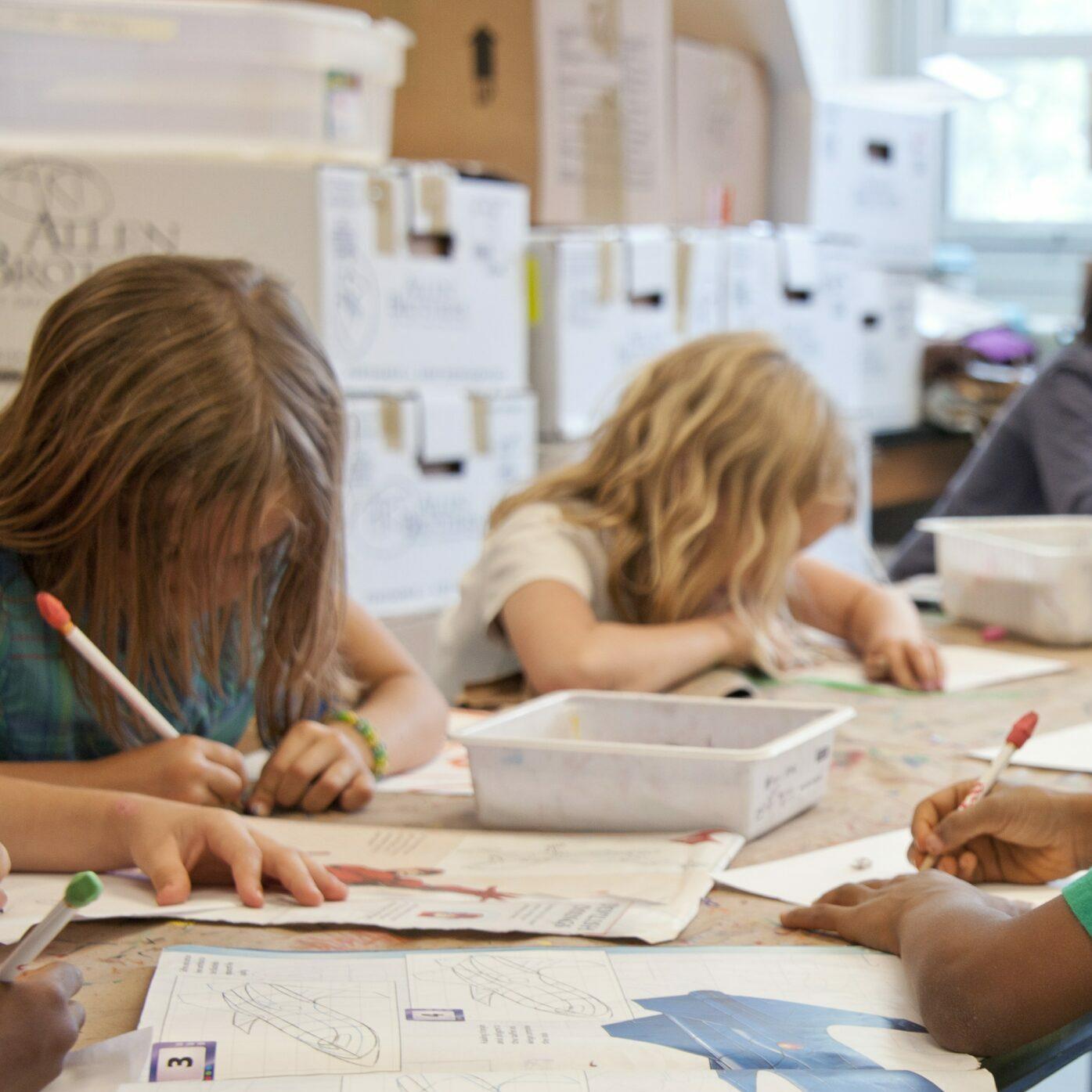De toekomst van ons onderwijs